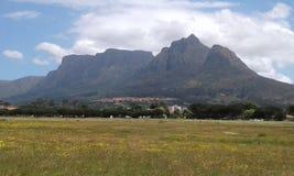 Rondabosh comm afternoon. Cape town rondabosh Stock Photos