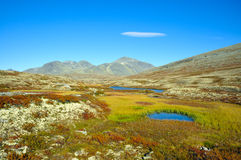 Rondane Royalty Free Stock Images