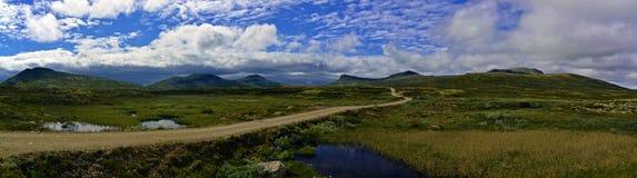 Rondane Royaltyfri Fotografi