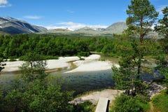 Rondane National Park Royalty Free Stock Photos