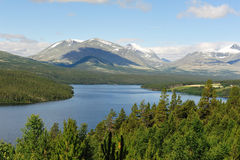 Rondane National Park Royalty Free Stock Photo