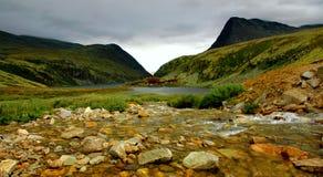 Rondane scenery Stock Photography