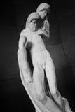 The Rondanini Pieta by Michelangelo Buonarroti Royalty Free Stock Images