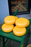 Rondas del queso de Holanda Fotografía de archivo