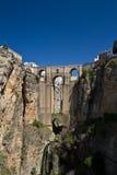 Rondas neue Brücke Stockfotografie