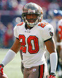 Ronde Barber, Tampa Bay Buccaneers Stockfotos