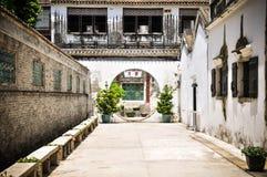 Ronde Chinese deur Stock Afbeeldingen