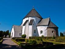 Ronde Kerk Royalty-vrije Stock Foto