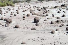 Ronde Stenen stock fotografie