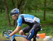 Ronde van Frankrijk 2014 - Jan Barta Royalty-vrije Stock Foto