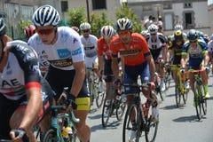 Ronde van Frankrijk - Stadium 2 - 2018 Royalty-vrije Stock Foto's