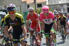 Ronde van Frankrijk - Stadium 2 - 2018 Stock Foto