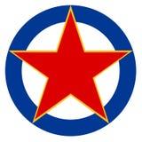 rondeau de pays de la Yougoslavie image stock