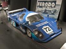 Rondeau M382 au musée de Le Mans 24 Photographie stock