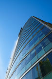 Rondelle di finestra sull'alto aumento Immagini Stock