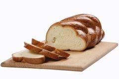 Rondes van brood Stock Foto