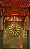 Rondetafelkoning Arthur, Winchester, Engeland, royalty-vrije stock foto
