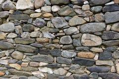 Rondins en pierre pour le fond Images stock