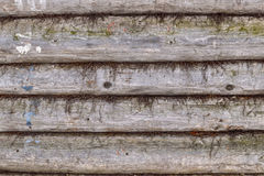 Rondins gris Photo stock