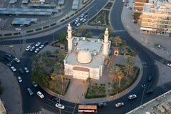 Rondo meczet w Kuwejt mieście Obrazy Royalty Free