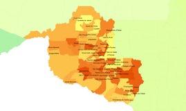 Rondonia State - Brazil Royalty Free Stock Image