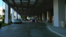 Roney Palace Miami Beach stock video footage