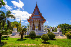 Rong Chang de Wat chez Phichit Thaïlande Photos libres de droits