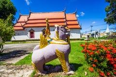 Rong chang di Wat a Phichit Tailandia Fotografie Stock