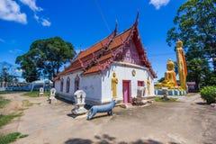 Rong chang di Wat a Phichit Tailandia fotografie stock libere da diritti