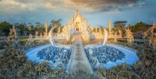 Rong Khun Tempel Lizenzfreie Stockfotografie