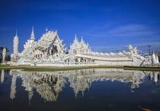 Rong Khun temple Royalty Free Stock Photos