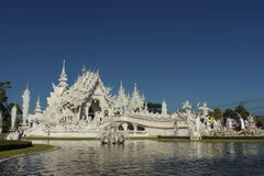 Rong Khun temple Royalty Free Stock Images