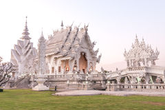 Rong Khun Temple Stock Photography