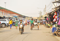 Rong Kluea market Stock Images