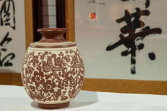 An Rongchang Chongqing Rongchang pottery pottery museum exhibition Stock Photo