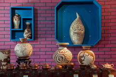 An Rongchang Chongqing Rongchang pottery pottery museum exhibition Royalty Free Stock Photo