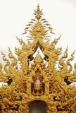 Rongkhun tempel Arkivbilder