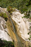 Ronies waterfalls, Lefkada Royalty Free Stock Photo