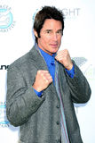 Ronn Moss. LOS ANGELES - OCT 16:  Ronn Moss arriving at the 2011 Stuntwomen Awards at the Skirball Cultural Center on October 16, 2011 in Los Angeles, CA Royalty Free Stock Photography