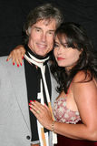 Ronn Moss,Devin De Vasquez Royalty Free Stock Photos