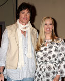 Ronn Moss, Jennifer Gareis Royalty Free Stock Photos