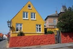 Ronne, Борнхольм, Дания стоковое фото