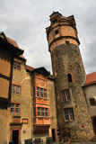 ronneburg замока стоковое изображение
