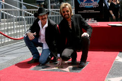 Ronnie Dunn,Kix Brooks Stock Image