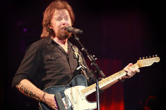 Ronnie Dunn. Plays live in concert in Wheaton, IL (07/20/2013 Stock Photography