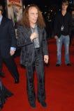 Ronnie James Dio fotografia stock
