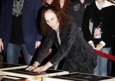 Ronnie James Dio Images stock