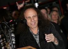 Ronnie James Dio immagini stock