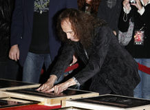 Ronnie James Dio Stock Images