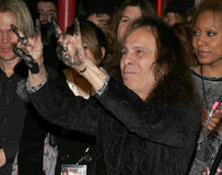 Ronnie James Dio Royalty Free Stock Images